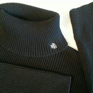 RALPH LAUREN ~ Turtleneck Sweater